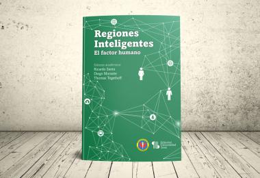 Libro - Regiones inteligentes. El factor humano | EMAVI - Editorial Universidad Icesi
