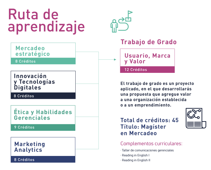 plan de estudio maestria mercadeo icesi