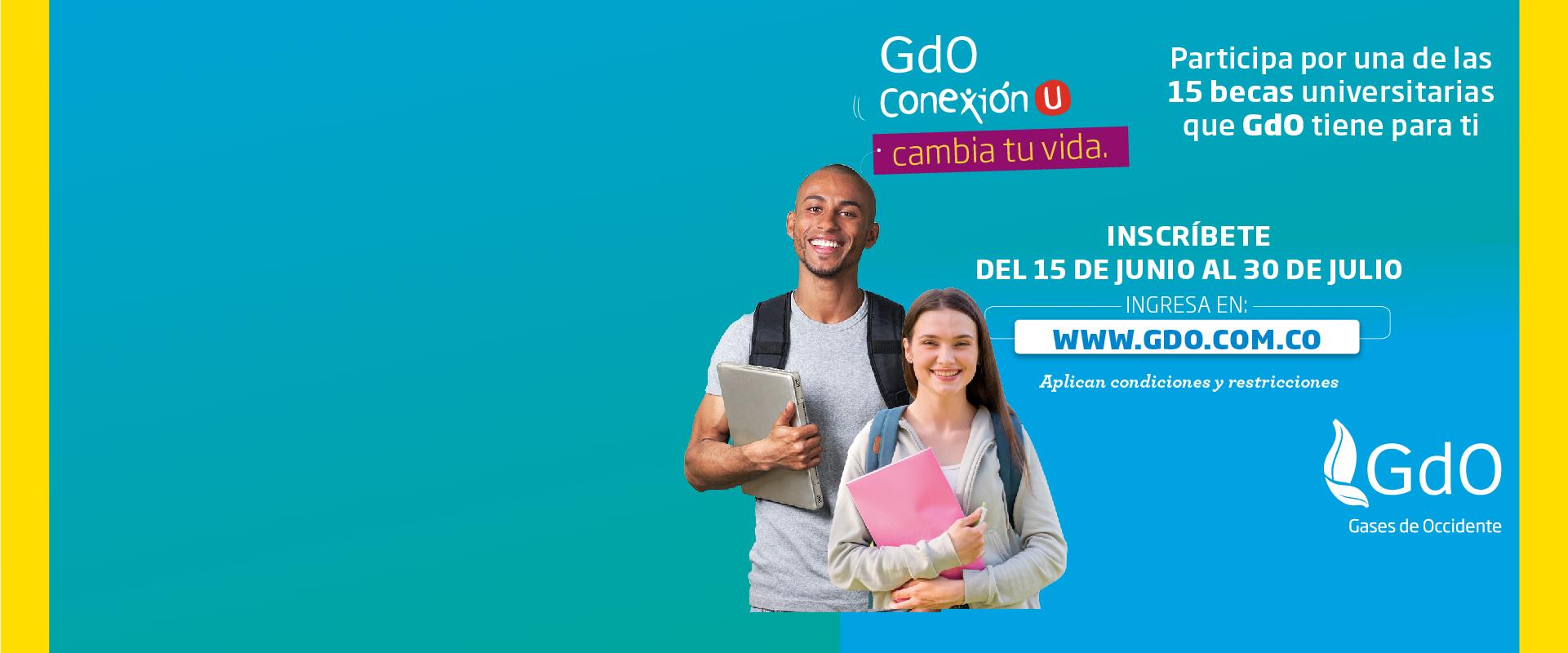 Conexión U lanza nueva convocatoria para otorgar becas en Icesi