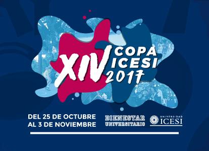 QUINCE UNIVERSIDADES SE DARÁN CITA EN LA COPA ICESI 2017