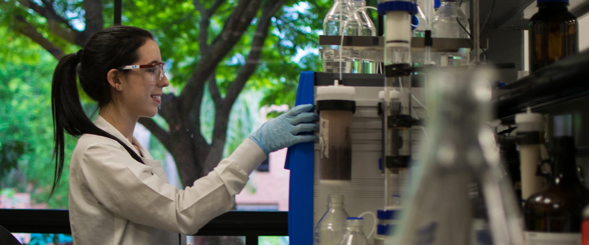 Así son nuestros laboratorios de Ciencias Naturales de la Universidad Icesi