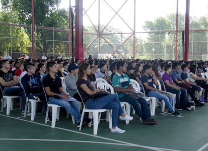 Bienvenidos a la Universidad Icesi