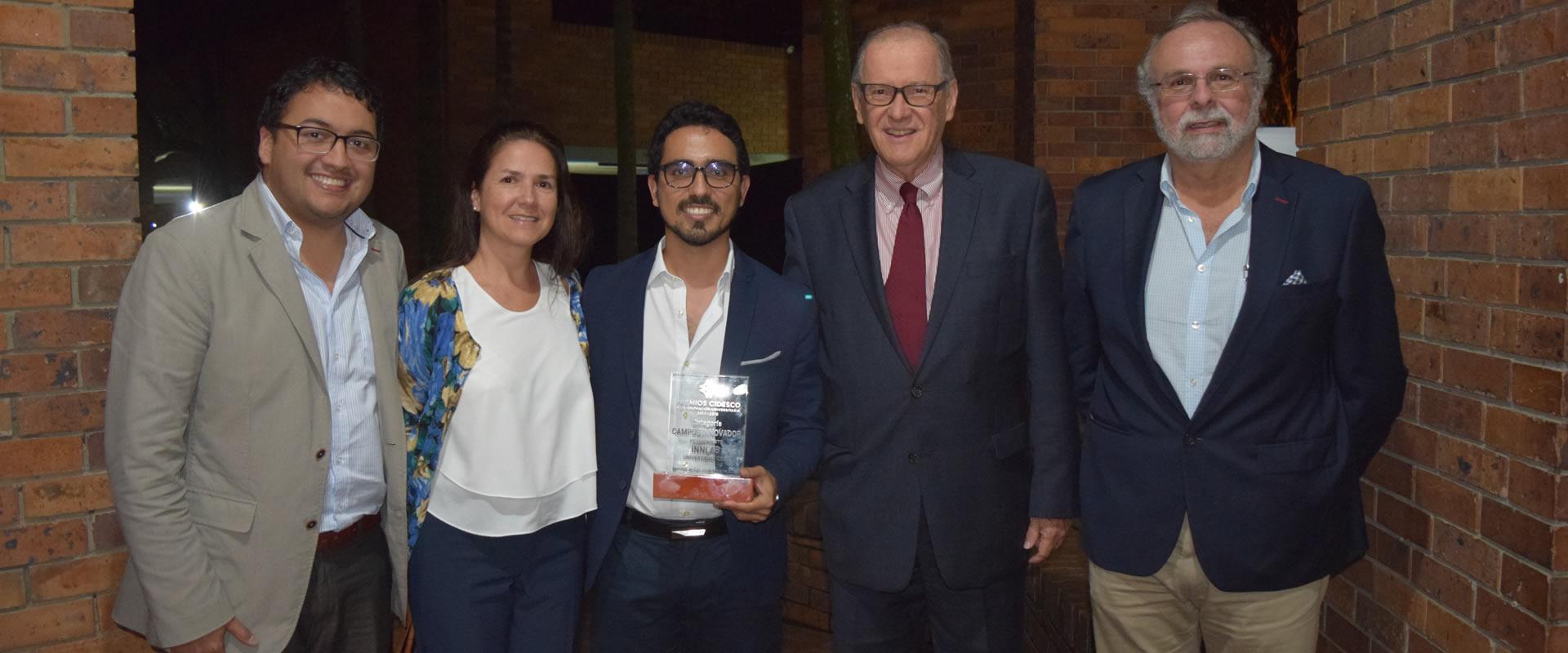 """Icesi obtiene 2 """"Premios CIDESCO a la Innovación Universitaria"""""""