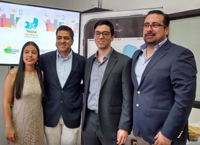 Estudiantes de Ingeniería de Sistemas de Icesi reciben reconocimiento de la Gobernación del Valle