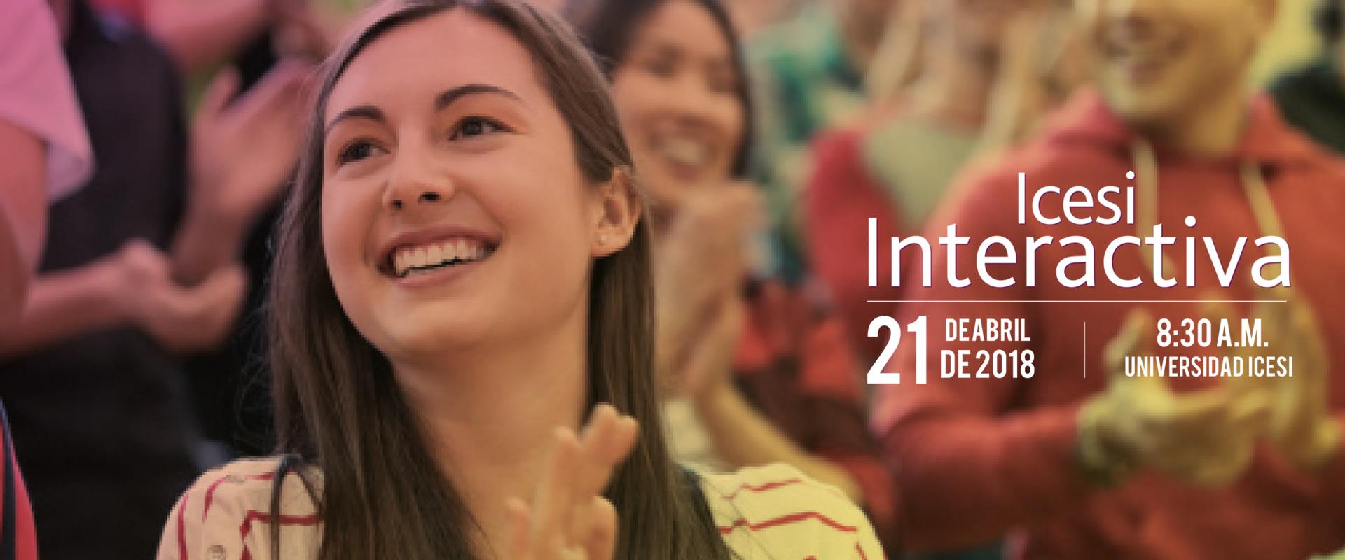 Elige tu carrera en Icesi Interactiva