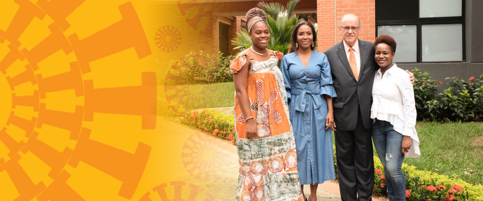 Ministra de Cultura firma convenio con Icesi