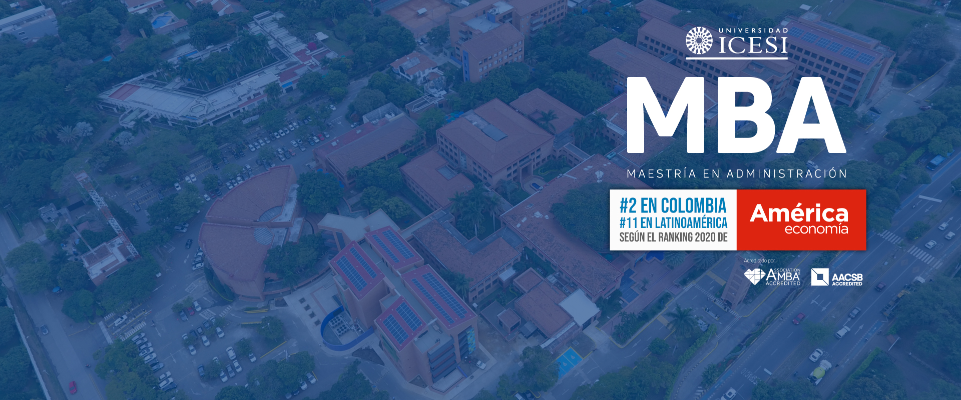 Icesi, second University of Colombia in the ranking of the best MBA in Latin America