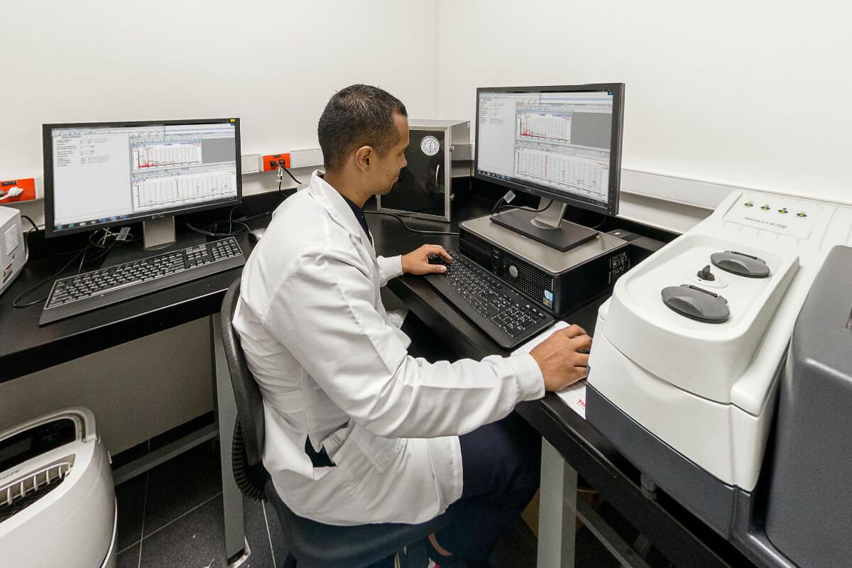 Laboratorio de Instrumentacion Quimica LIQ