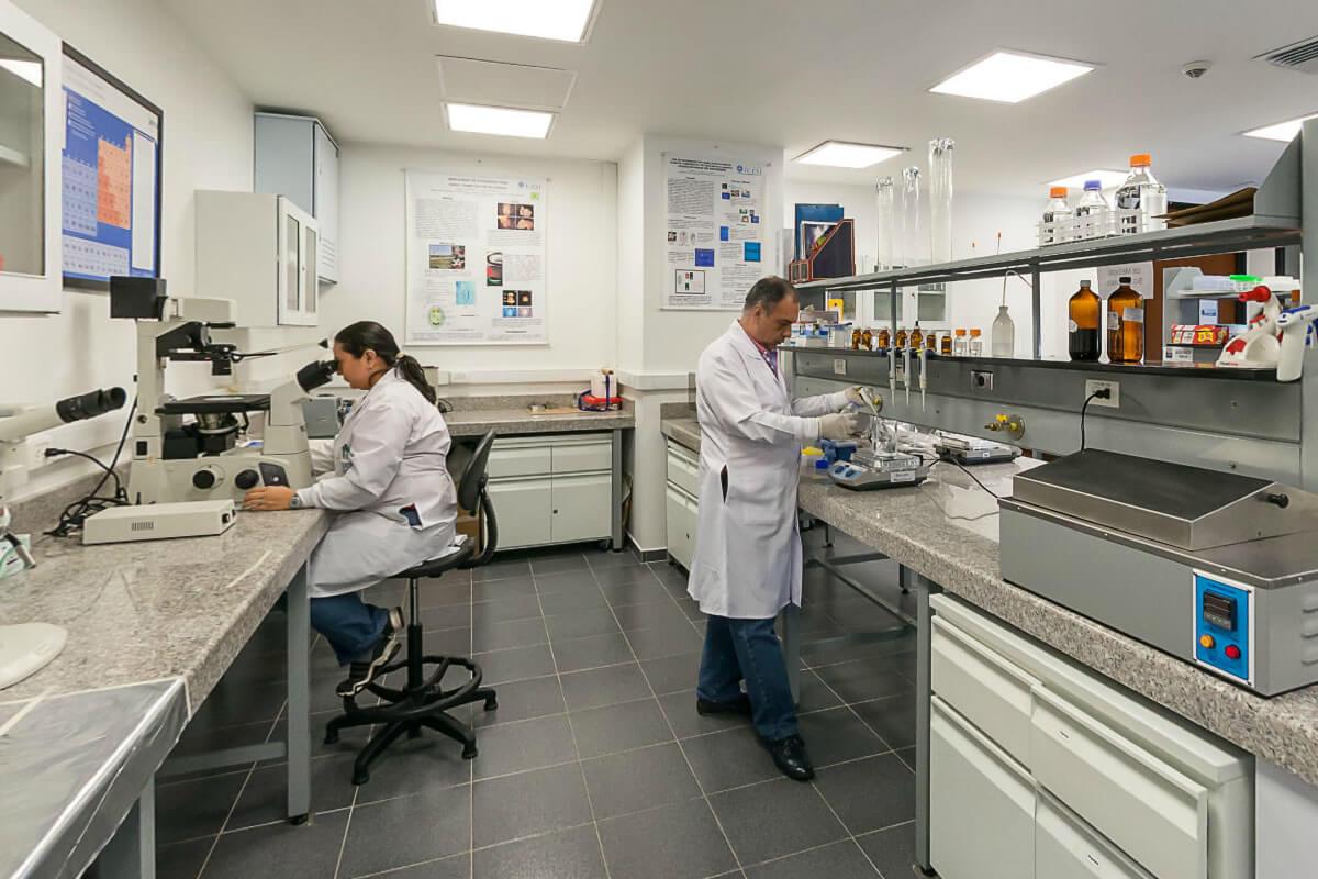 Laboratorios de Investigacion