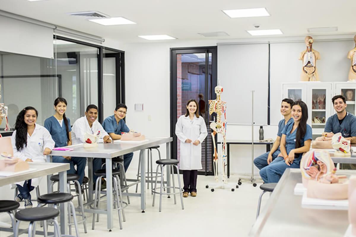 lab anatomia humana