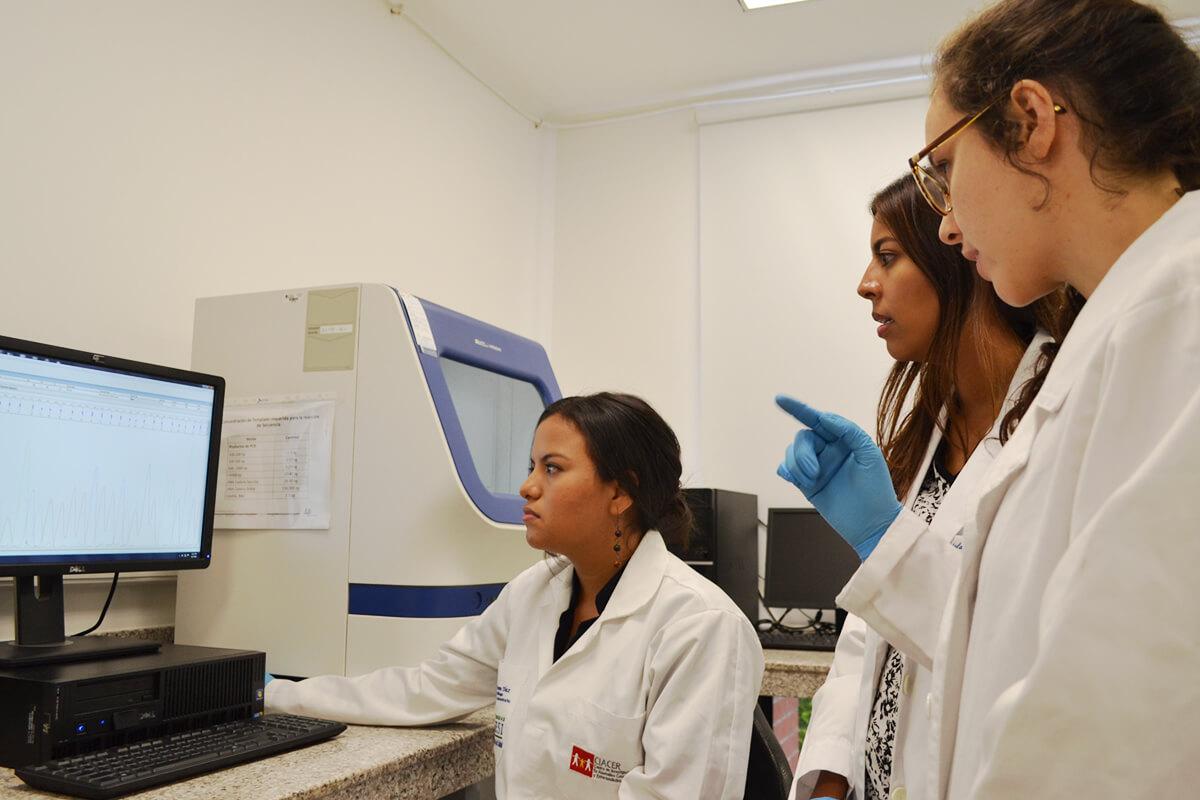 lab medicina genomica