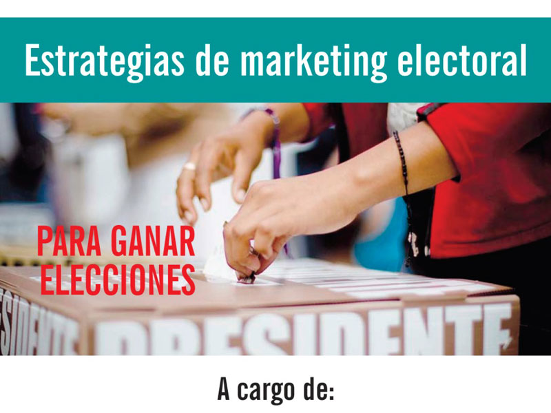 Foro: estrategias de marketing electoral