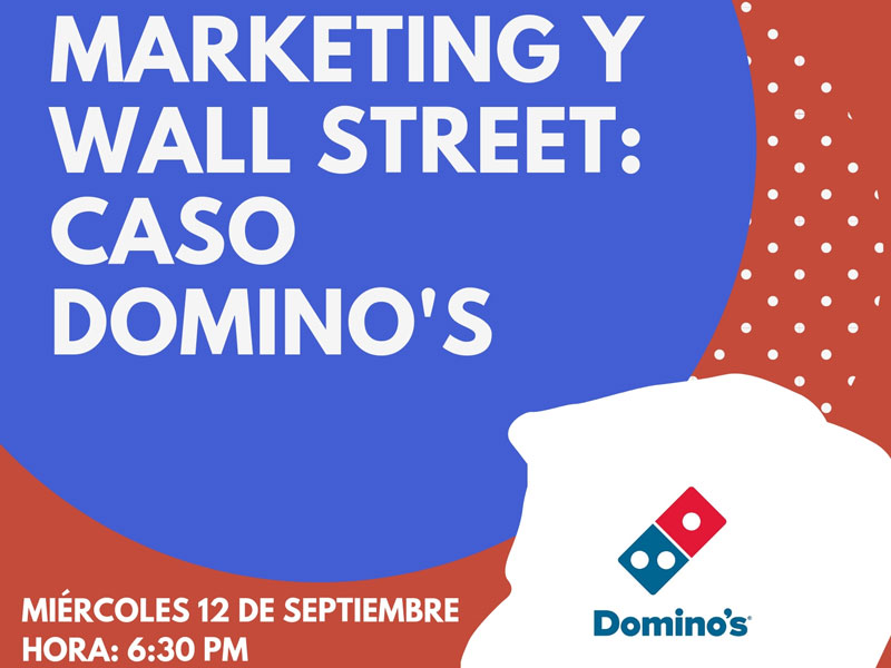 Marketing y WallStreet, caso Domino´s