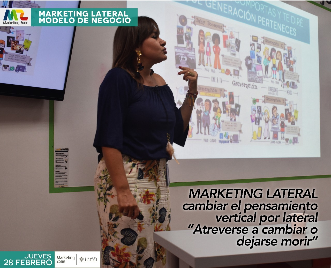 Marketing Lateral como modelo de negocio