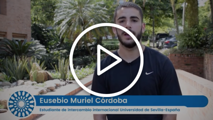 estudiantes internacionales eusebio muriel cordoba universidad icesi pregrado video