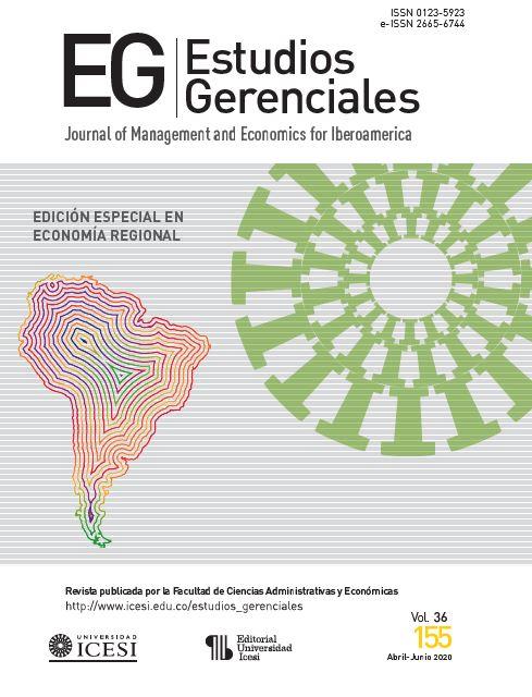 Edición Especial en Economía Regional