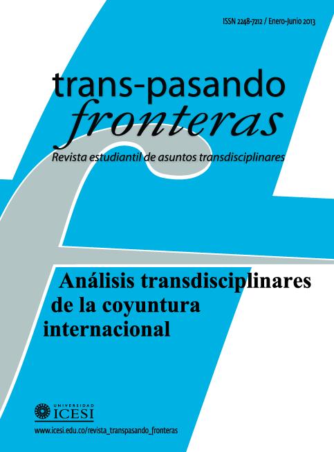 Análisis transdisciplinares de la coyuntura internacional