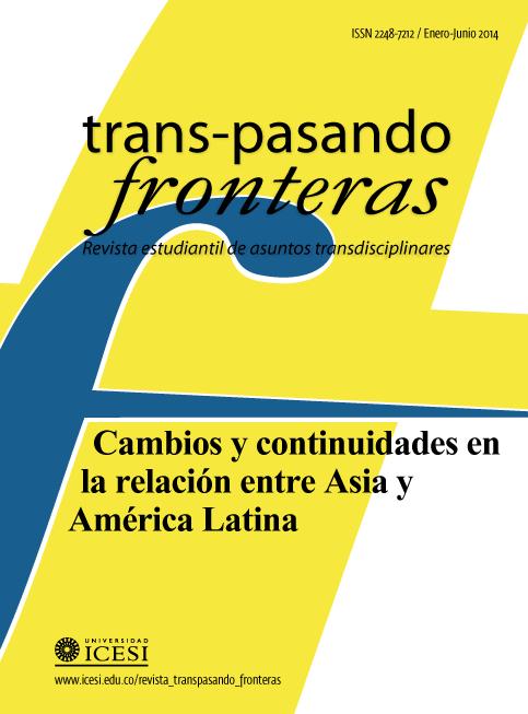 Cambios y continuidades en la relación entre Asia y América Latina