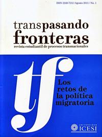 No 1 (2011) Los retos de la política migratoria