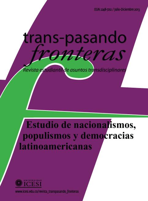 Estudio de nacionalismos, populismos y democracias latinoamericanas