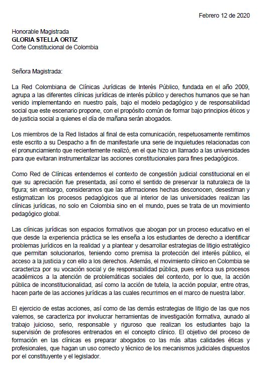 carta magistrada